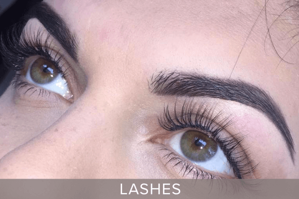 Click here to view our lashes treatments